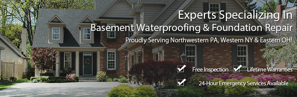 basement waterproofing in cleveland ohio highlander waterproofing